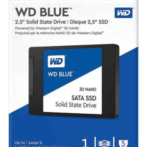WD Blue 3D NAND 1TB Internal PC SSD 5 Year Warranty